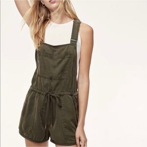 Wildred Free by Aritzia Beatriz Overalls